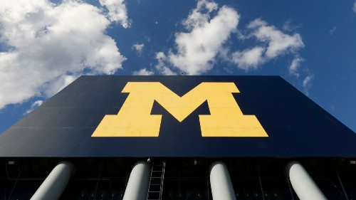 Michigan Wolverines halt all athletic activities for 14 days following positive tests for new coronavirus strain