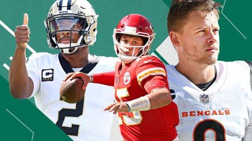 Week 4 NFL Power Rankings 2021: 1-32 poll, plus how every team rates at quarterback thus far