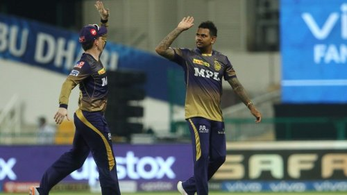 Something's missing, but Sunil Narine keeps finding a way