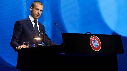 Super League row: UEFA seeks to remove judge