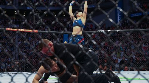 MMA divisional rankings: Rose Namajunas is back on top -- and not alone in making a rise