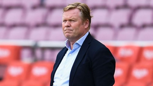 Sources: Barca exploring Koeman replacements