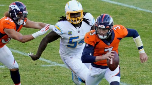 Drew Lock turns Knute Rockne at halftime to help fuel epic Denver Broncos rally