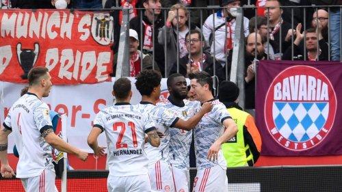 Bayer Leverkusen vs. Bayern Munich - Football Match Report - October 17, 2021 - ESPN