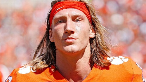 Trevor Lawrence wants to be more than just another star QB -- but first, he wants to win