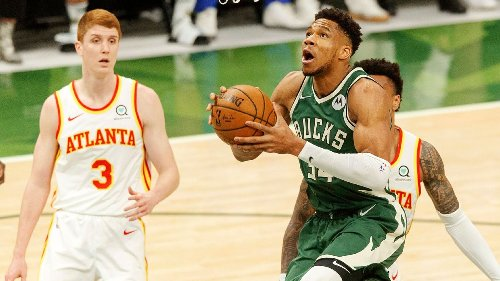 NBA: Refs missed Giannis FT violations late in G1