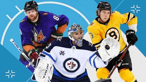NHL Power Rankings: 1-31 poll, plus the toughest remaining schedule stretch for every team