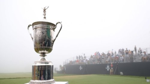 Tee times for the final round of the 2021 U.S. Open
