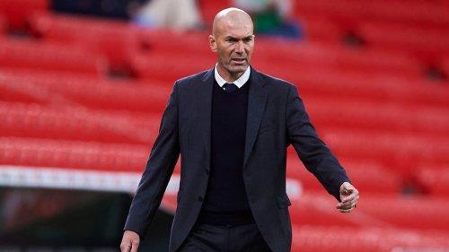 Sources: Ex-Madrid boss Zidane won't seek Man Utd