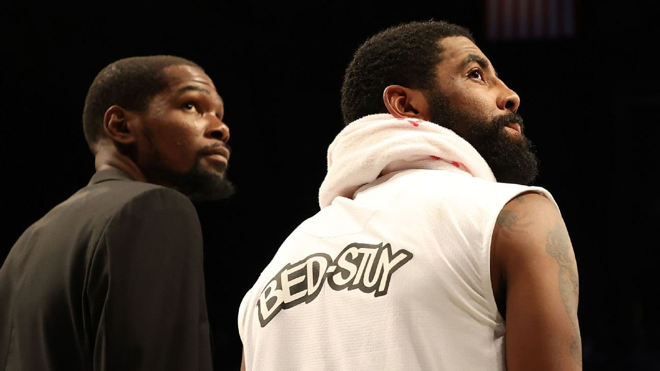 How the Brooklyn Nets find another star to play with Kyrie Irving and Kevin Durant for new coach Steve Nash