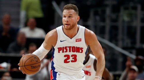 Detroit Pistons, Blake Griffin agree to contract buyout