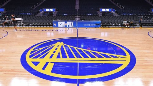 Golden State Warriors submit plan for home-game coronavirus testing to allow 50% fan capacity