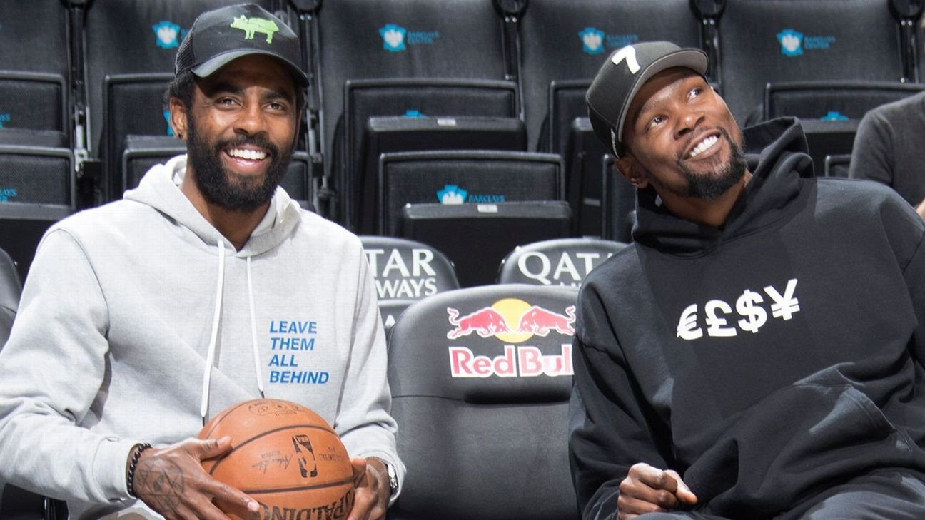 NBA playoffs: A new challenge awaits Kevin Durant, Kyrie Irving and the Brooklyn Nets
