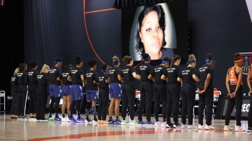 Sports world reacts to Breonna Taylor grand jury announcement