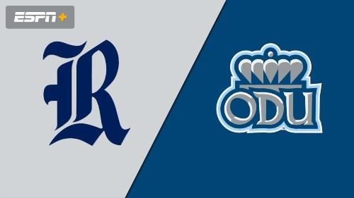 Rice vs. Old Dominion (W Basketball) | Watch ESPN