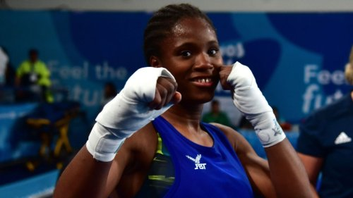 Born into boxing: Caroline Dubois on her journey from disguising as 'Colin' to seeking Olympic gold