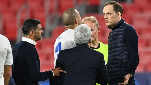 Porto boss Conceicao clashes with Chelsea's Tuchel after Champions League exit