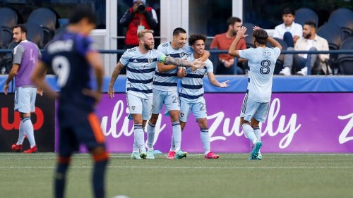 MLS Power Rankings: Sporting KC bolster spot at the top