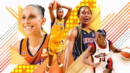 WNBA's greatest players of all time: Ranking the 25 best in league history