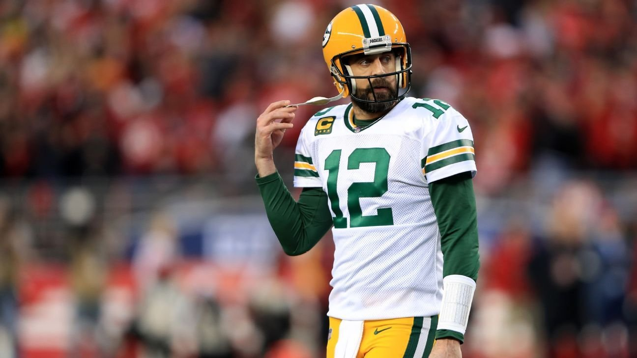 Green Bay Packers craft list of concessions to entice Aaron Rodgers to return at least one more season, sources say