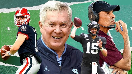 Ranking all 130 college football teams in tiers for the 2021 season