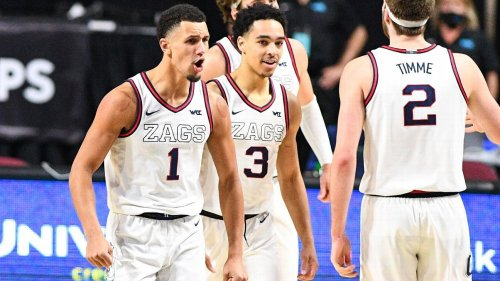 Gonzaga Bulldogs men's basketball carries quest for an undefeated season to NCAA tournament