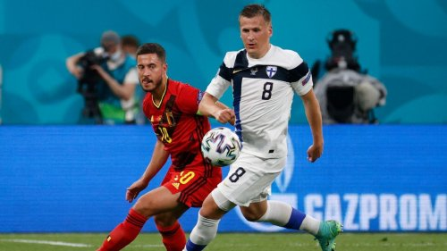 Hazard lively, but De Bruyne, Lukaku the difference makers for Belgium