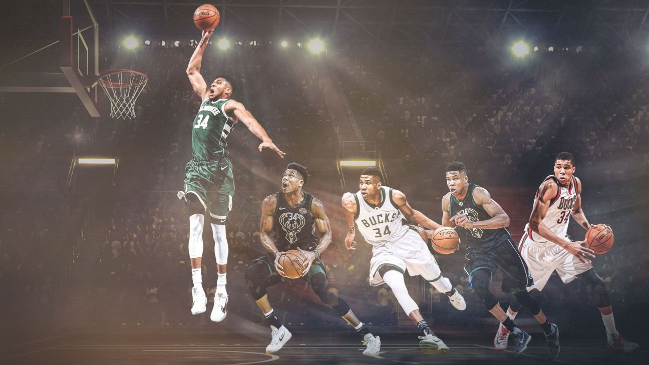 NBA Finals 2021: The evolution of Giannis Antetokounmpo, from little known prospect to an NBA champion