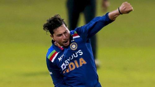 Kuldeep Yadav gets back in World Cup race on T20 return