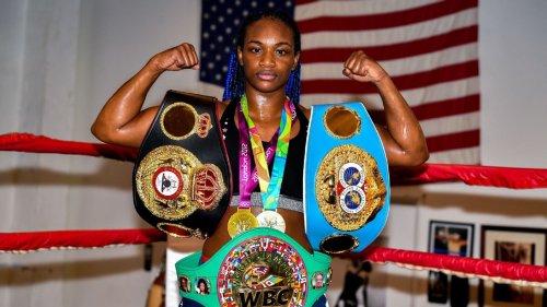 Women's boxing champions list