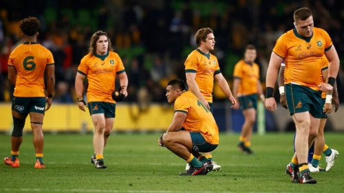 French dish out Test rugby lessons the Wallabies continue to ignore