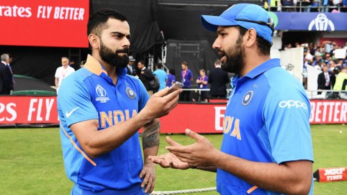 Was it Kohli's own decision to give up India's T20I captaincy? Is Dhoni part of a larger plan?