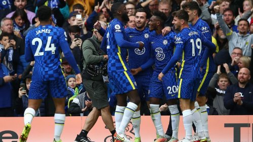 Chelsea's incredible squad depth on show in 7-goal rout of Norwich