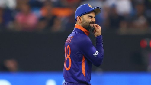 Virat Kohli: 'They didn't let us come into the game at any stage'