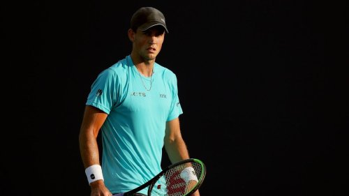 Canada's Pospisil docked for verbal abuse in loss