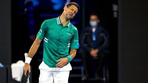 What we know about Novak Djokovic's mystery injury