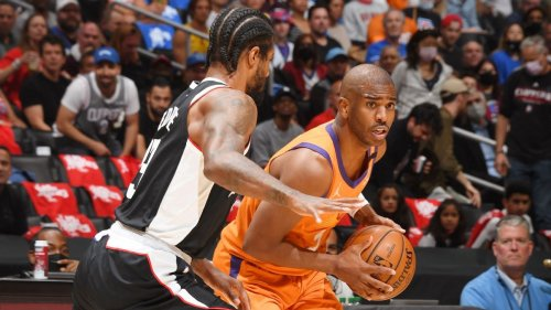 CP3 happy to be back after COVID-19 absence