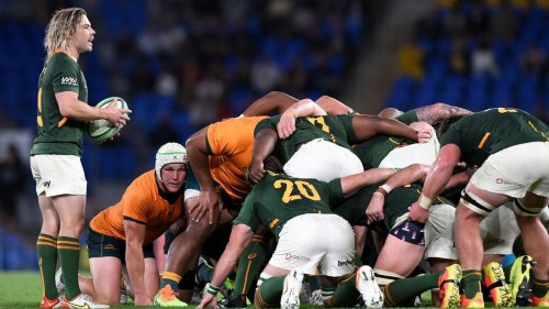 Springboks' lack of flair is killing rugby, says Clive Woodward
