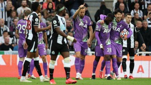 Newcastle United vs. Tottenham Hotspur - Football Match Summary - October 17, 2021 - ESPN