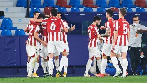 Berenguer fires Athletic Bilbao into back-to-back Copa del Rey finals