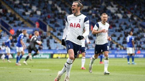 Tottenham spoil Leicester's Champions League hopes