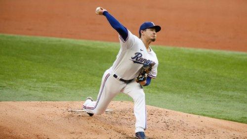 Texas Rangers designate Kohei Arihara for assignment