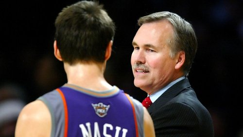 Mike D'Antoni joins Steve Nash's staff with Brooklyn Nets
