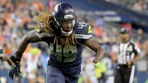 Seattle Seahawks promote Shaquem Griffin to active roster for Dallas Cowboys game