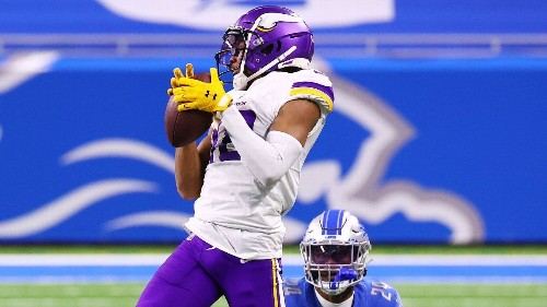 WR Jefferson sets Super Bowl-era rookie record