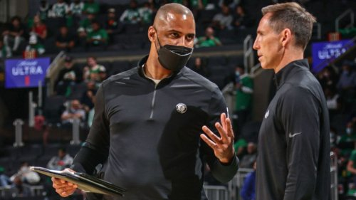 Boston Celtics finalizing coaching deal with Brooklyn Nets' Ime Udoka, sources say