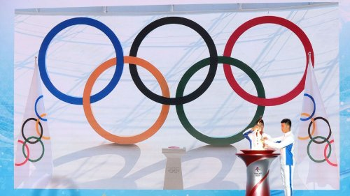 Olympic flame arrives in Beijing amid boycott calls