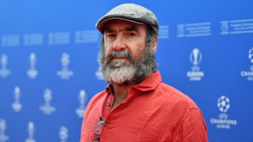 Man Utd idol Cantona inducted to PL Hall of Fame