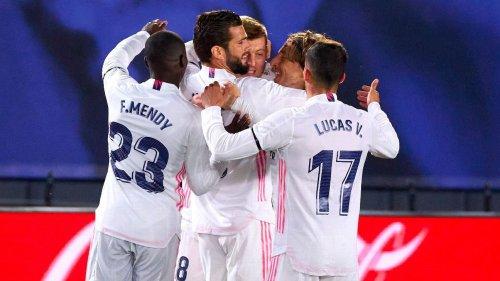 Real Madrid vs. Barcelona - Football Match Report - April 10, 2021 - ESPN