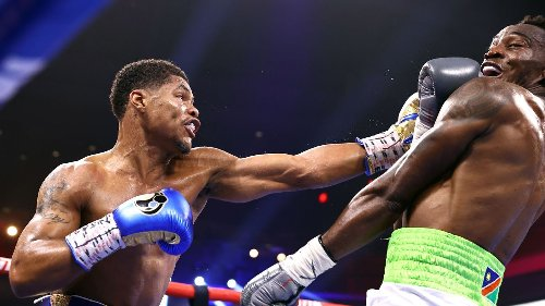 Shakur Stevenson wins interim title; Jose Pedraza and Xander Zayas shine in TKO victories